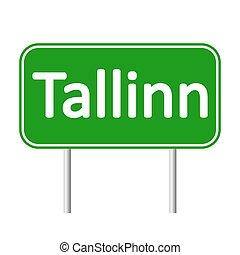 tallinn, droga, poznaczcie.