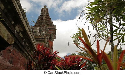 Taman Ayun Temple, royal temple of Mengwi Empire. Landmark...