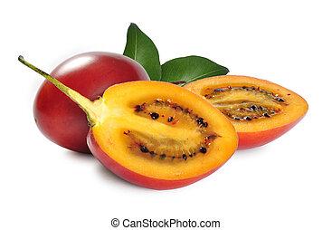 tamarillo, fruits