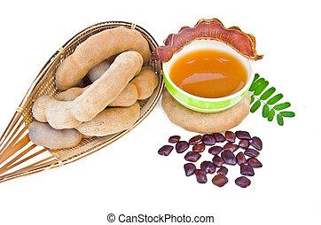 Tamarind and tamarind juice