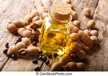 Tamarind seed extract is a natural cosmetic and healthy diet...