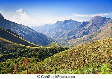 Tamil Nadu mountains