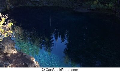 Tamolitch Blue Pool Oregon - This video is about Untitled...