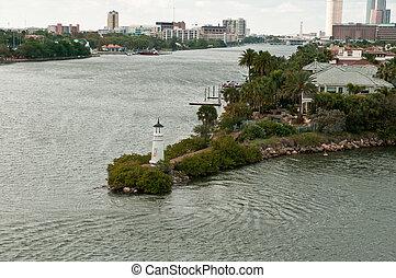 Tampa lighthouse