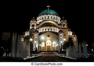 Tample of Sveti Sava - Template of Sveti sava in Belgrade