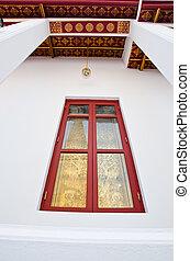 Tample Window