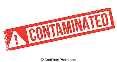 tampon, contaminé