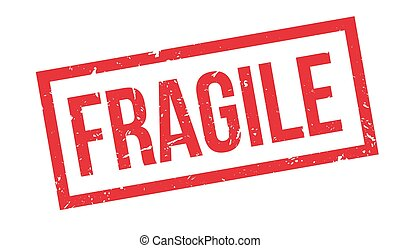 tampon, fragile