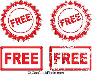 tampon, gratuite