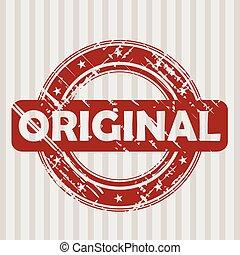 tampon, grunge, original