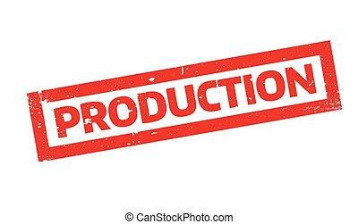 tampon, production
