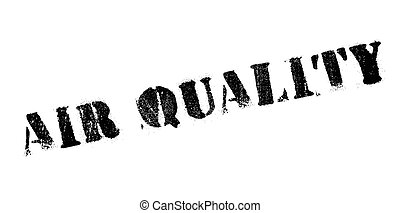 tampon, qualité, air