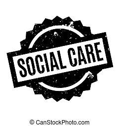 tampon, social, soin