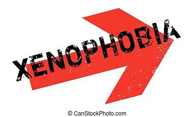 tampon, xenophobia