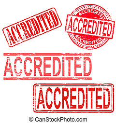 tampons, accredited