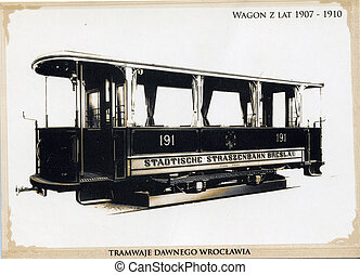 Tamway from 1907-1910