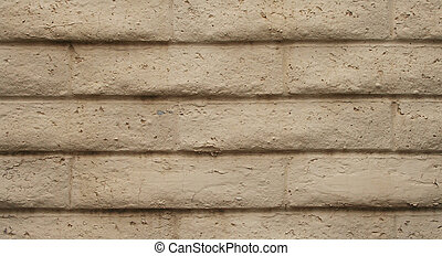 Tan Brick Background