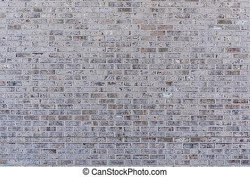 Tan Brick Wall Texture