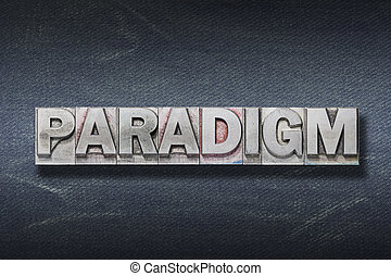 tana, parola, paradigm