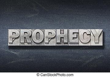 tana, parola, profezia