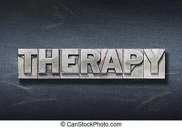 tana, parola, terapia