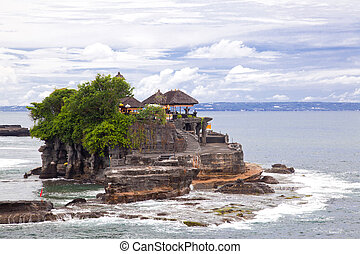Tanah Lot Temple Bali - Tanah Lot Temple on Sea in Bali...