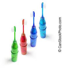 tandenborstel, elektrisch