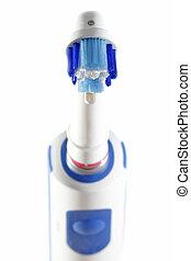 tandenborstel, witte , elektrisch