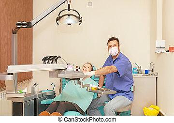 tandläkare ämbete