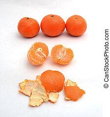 Tangerine citrus