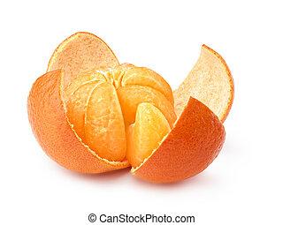 Tangerine, mandarin,clementine