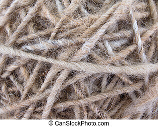 Tangle Knitting