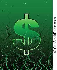 Tangled economy