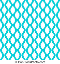 Tangled Lattice Pattern - Abstract tangled lattice pattern....