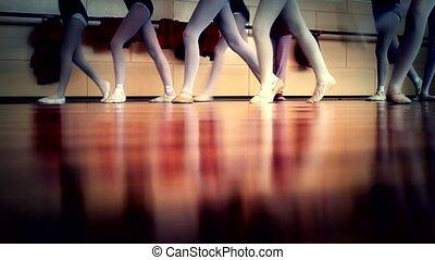 tango modern ballet - modern ballet little girls exercise...