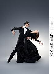tango portrait in motion