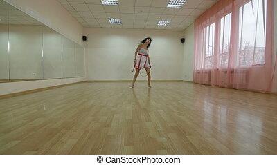 taniec, klasy, dorosły, rówieśnik