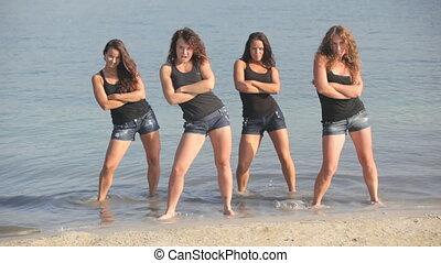 taniec, kobiety