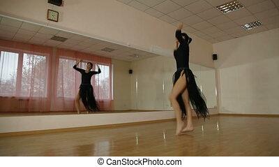 taniec szkoła, nowoczesny