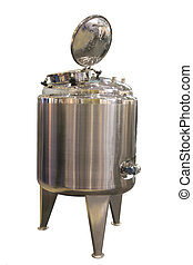 Tank from Stainless Steel