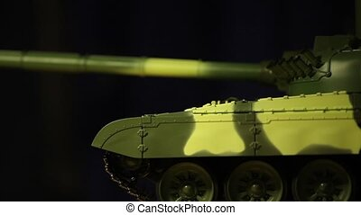 tank gun dangerous weapon - tank dangerous weapon  close to