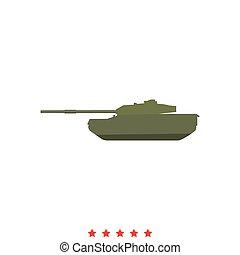 Tank it is icon .