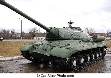 tank Joseph Stalin-3 - WW2,soviet