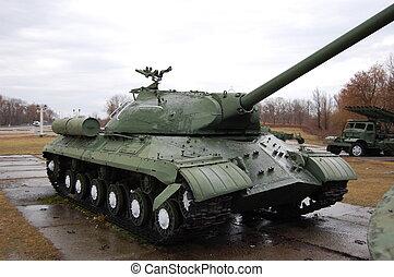 tank Joseph Stalin-3