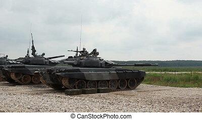 tank  shoot