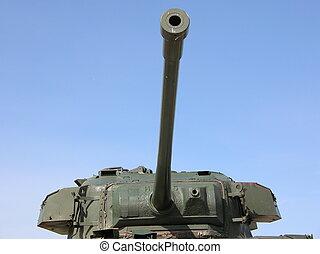 tank, türmchen