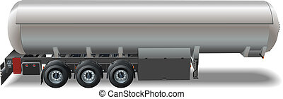 tanker car Available EPS-8 vector format separated by groups...
