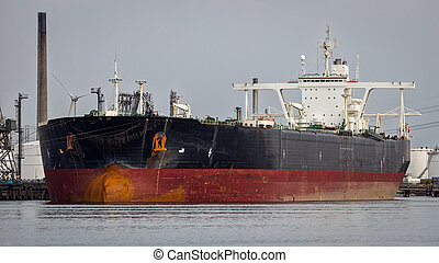 Tanker oil industry shipping