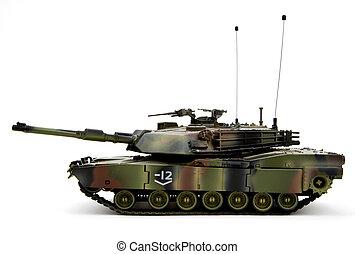 tanque, blindado