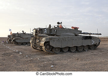 tanque, merkava, baz, mk, 4, batalla, principal